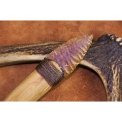 Couteau à lame en silex de style Basketmaker C1614